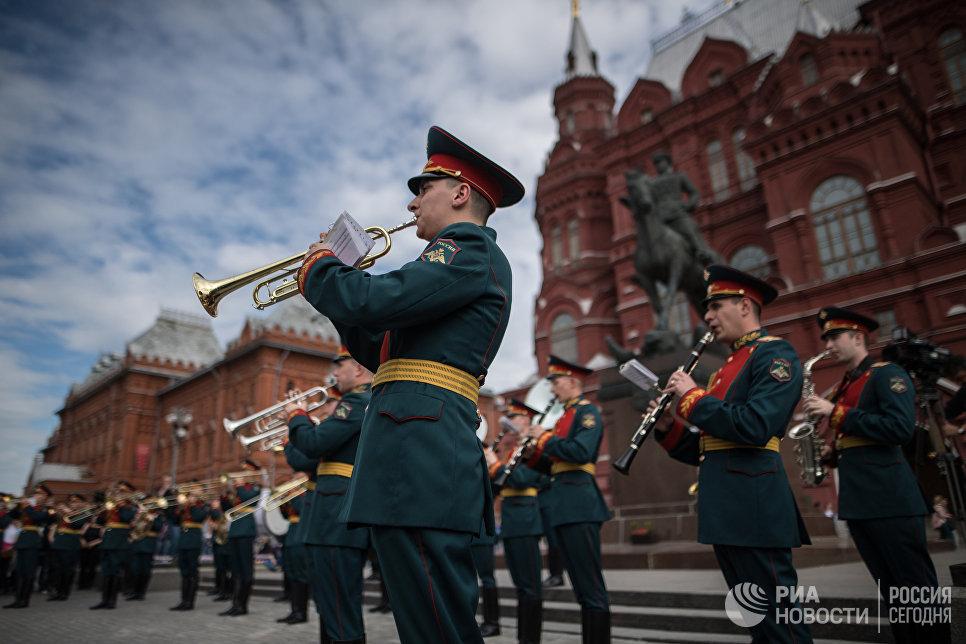 Photo of Военные оркестры в парках Военные оркестры в парках Военные оркестры в парках 01 20