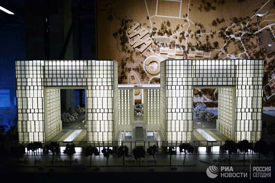 Photo of В Москве открылась выставка архитектуры и дизайна В Москве открылась выставка архитектуры и дизайна В Москве открылась выставка архитектуры и дизайна 01 25