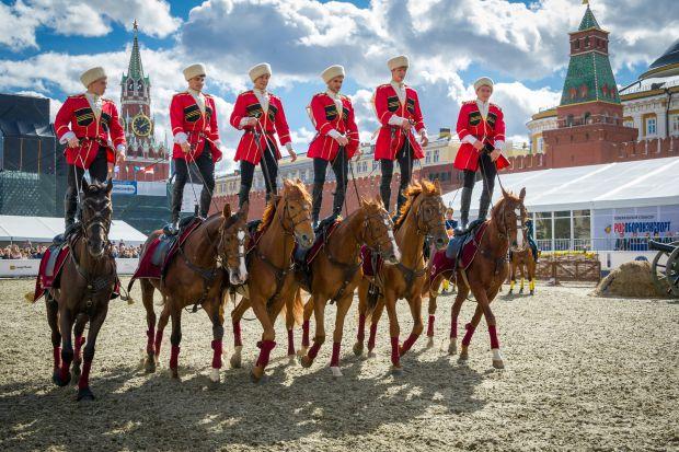 Photo of Конные представления в столичных парках Конные представления в столичных парках Конные представления в столичных парках 01 9