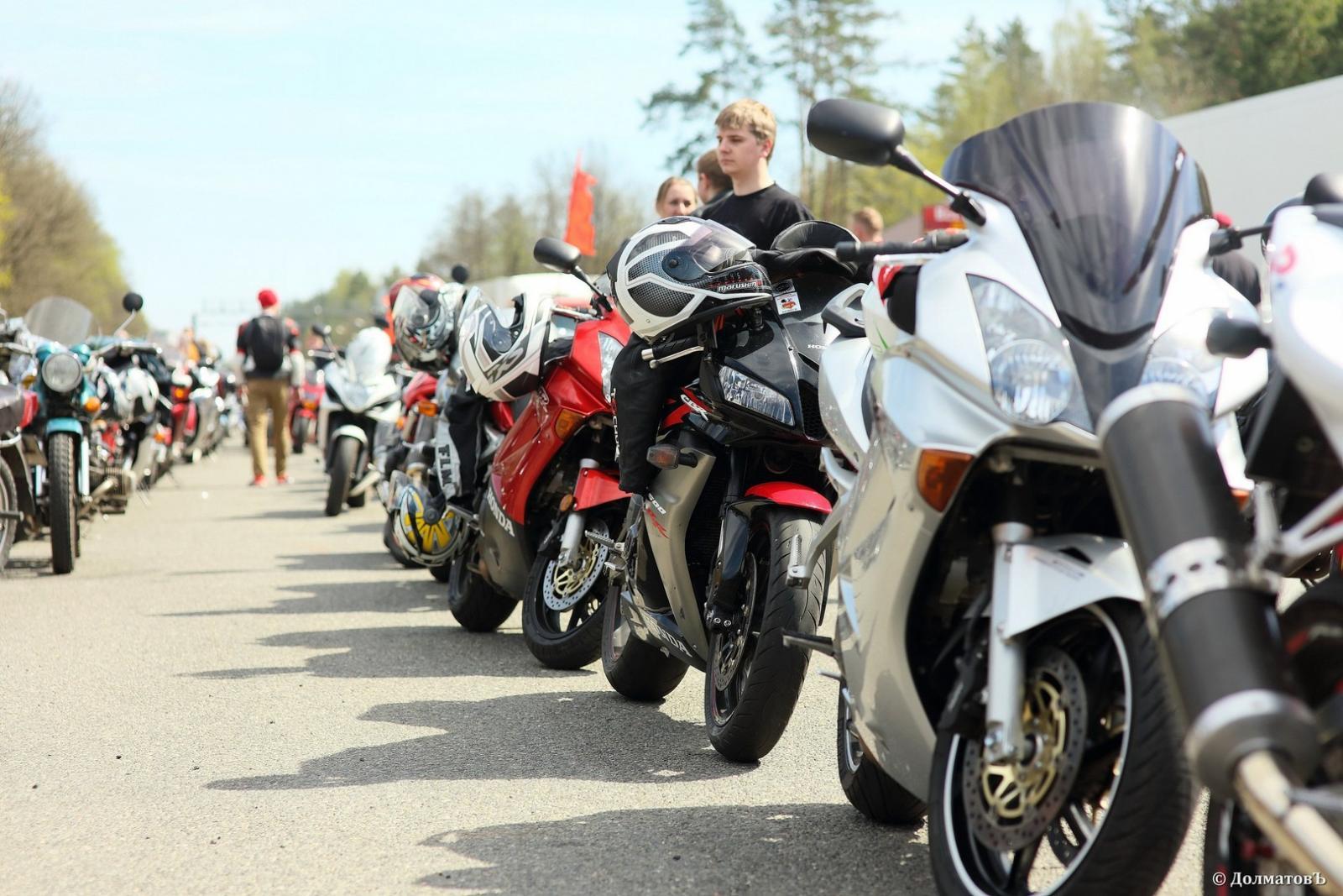 мотоциклисты Москва – город для мотоциклистов 03 1