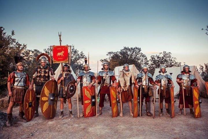 В метро запустят поезд с римскими легионерами В метро запустят поезд с римскими легионерами 03 23