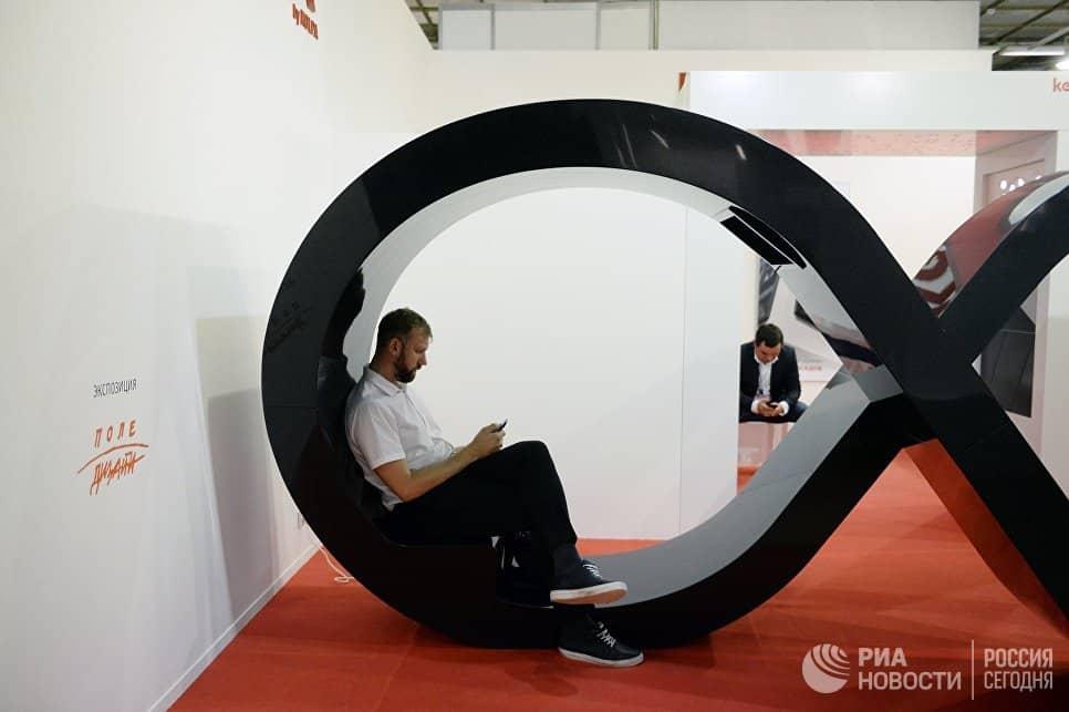 В Москве открылась выставка архитектуры и дизайна В Москве открылась выставка архитектуры и дизайна 03 24