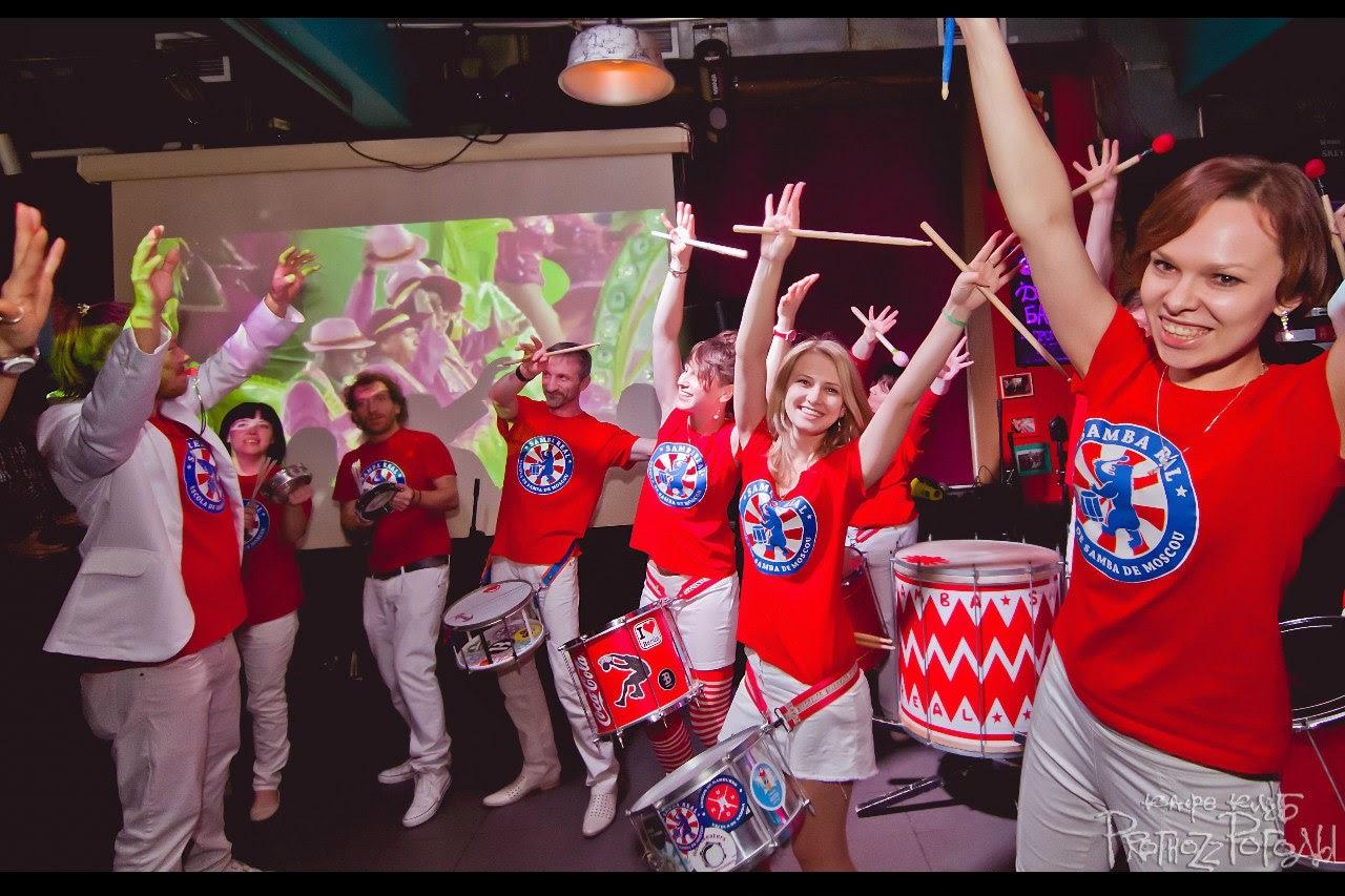 Бразильский карнавал в Измайловском парке Бразильский карнавал в Измайловском парке 04 17