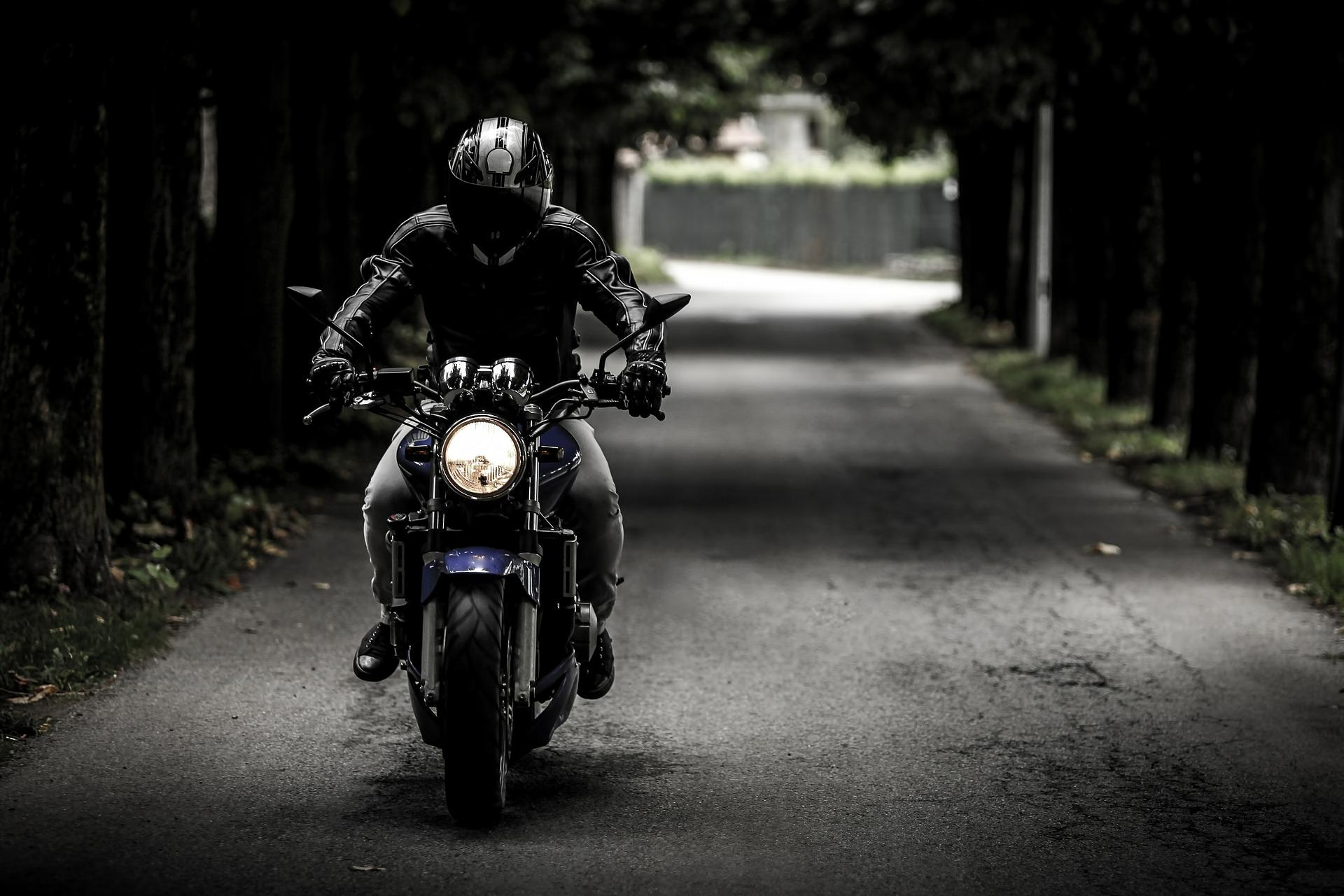 мотоциклисты Москва – город для мотоциклистов 05 1