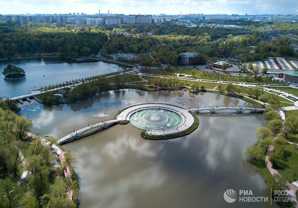 """Бесплатные квесты в парке """"Царицыно"""" 05 9"""