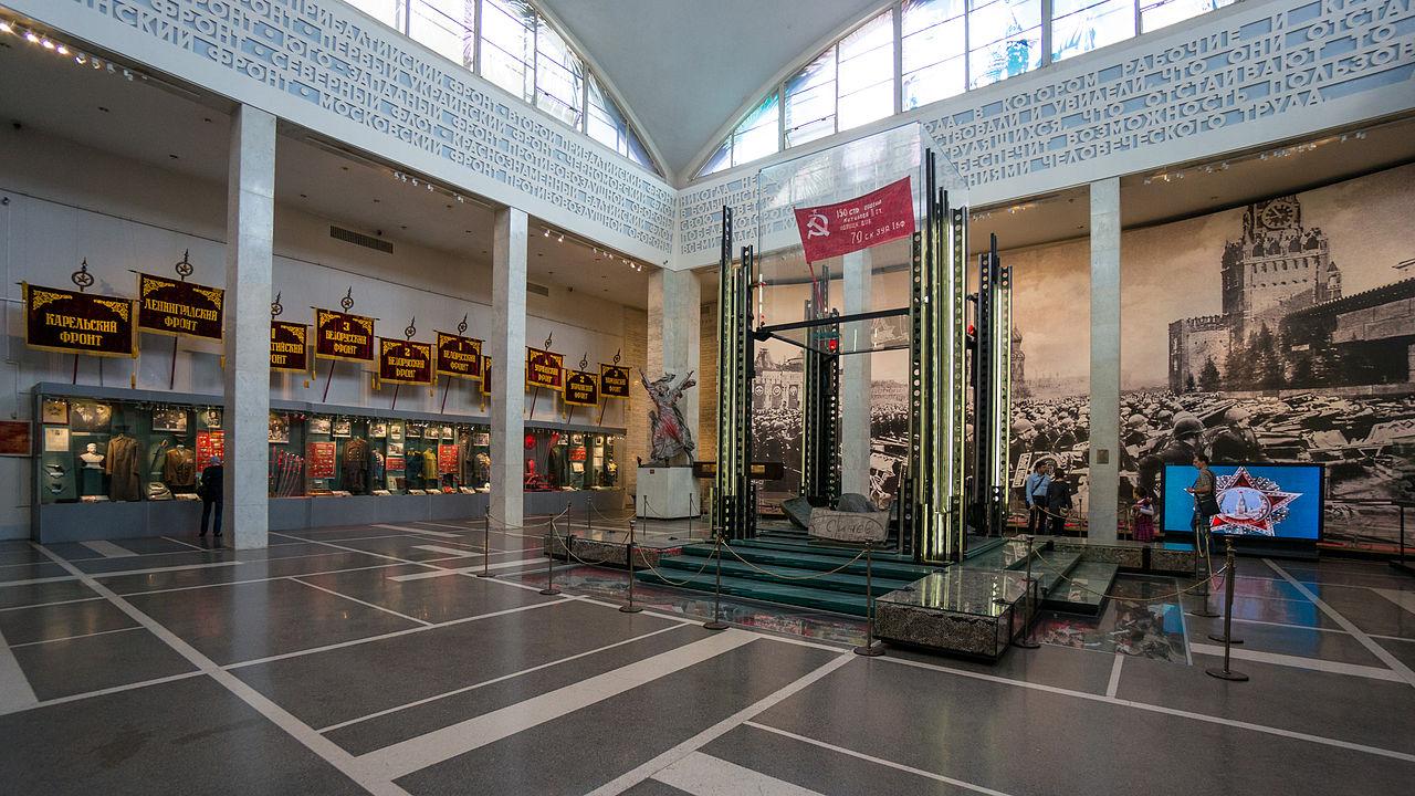 Военные музеи Москвы можно посетить бесплатно Военные музеи Москвы можно посетить бесплатно 05