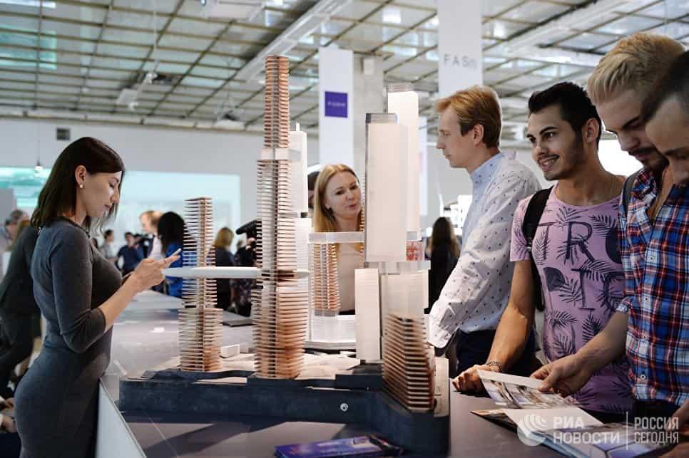 В Москве открылась выставка архитектуры и дизайна В Москве открылась выставка архитектуры и дизайна 06 14