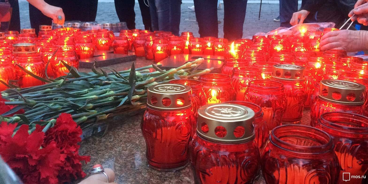 Photo of В Москве зажгут 1418 свечей в День памяти и скорби В Москве зажгут 1418 свечей в День памяти и скорби В Москве зажгут 1418 свечей в День памяти и скорби 01 3