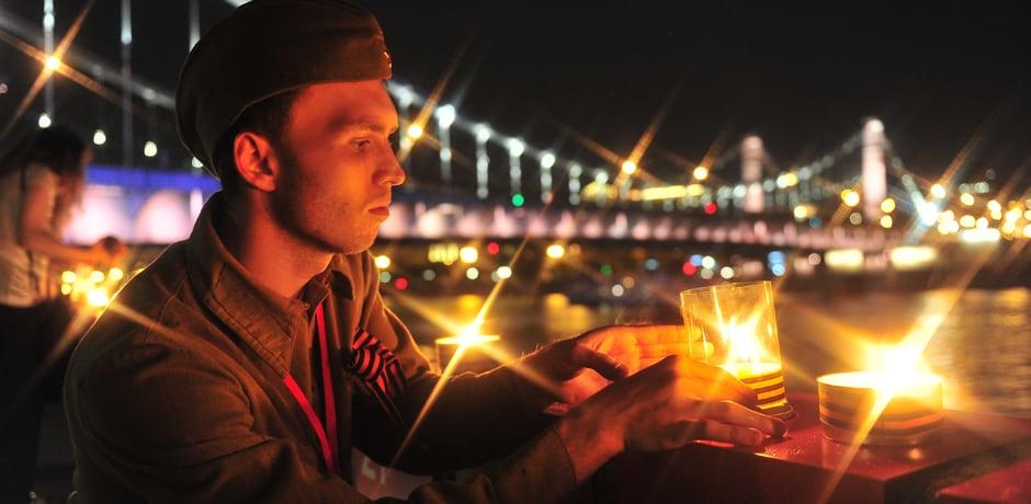 В Москве зажгут 1418 свечей в День памяти и скорби В Москве зажгут 1418 свечей в День памяти и скорби 02 3
