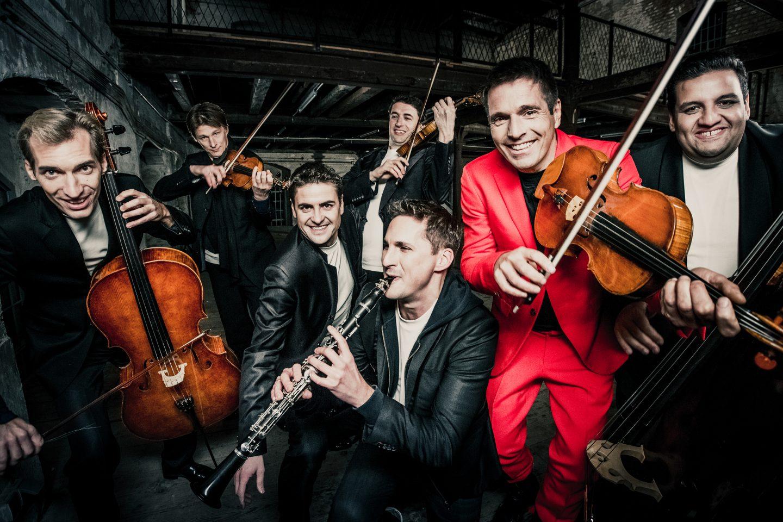 Ансамбль Philharmonix представит в Москве микс из классики, джаза и танго