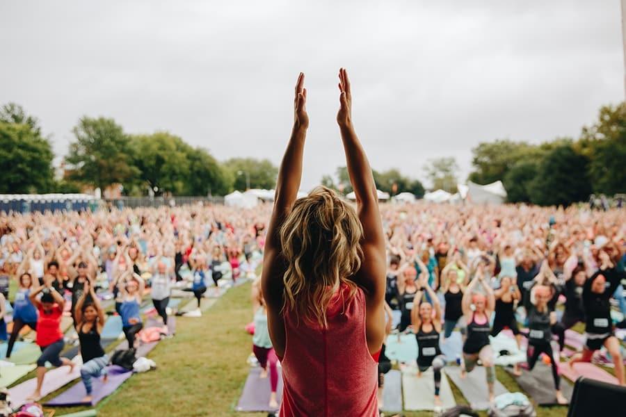 В Москве пройдет международный фестиваль йоги В Москве пройдет международный фестиваль йоги                      108 09090