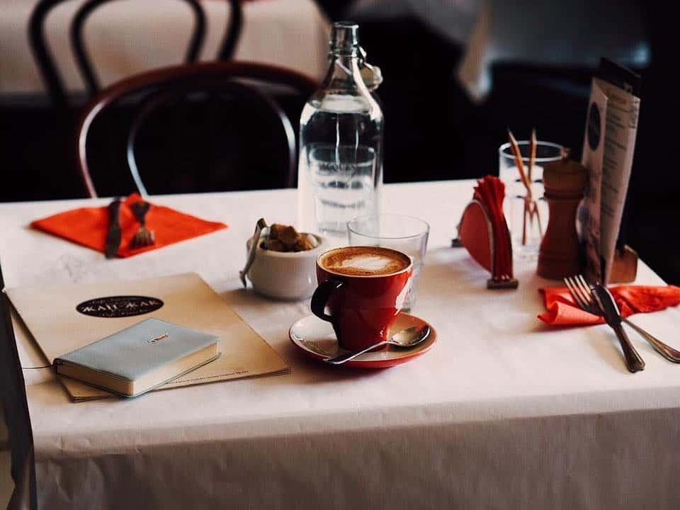 Пять лучших французских кофеен Москвы Пять лучших французских кофеен Москвы