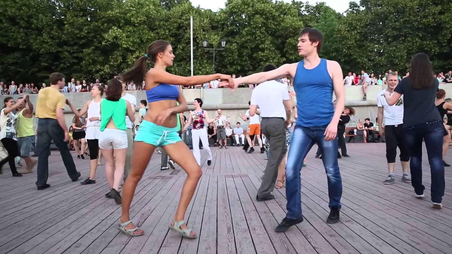 Photo of День танца в парке Горького День танца в парке Горького День танца в парке Горького 01 12