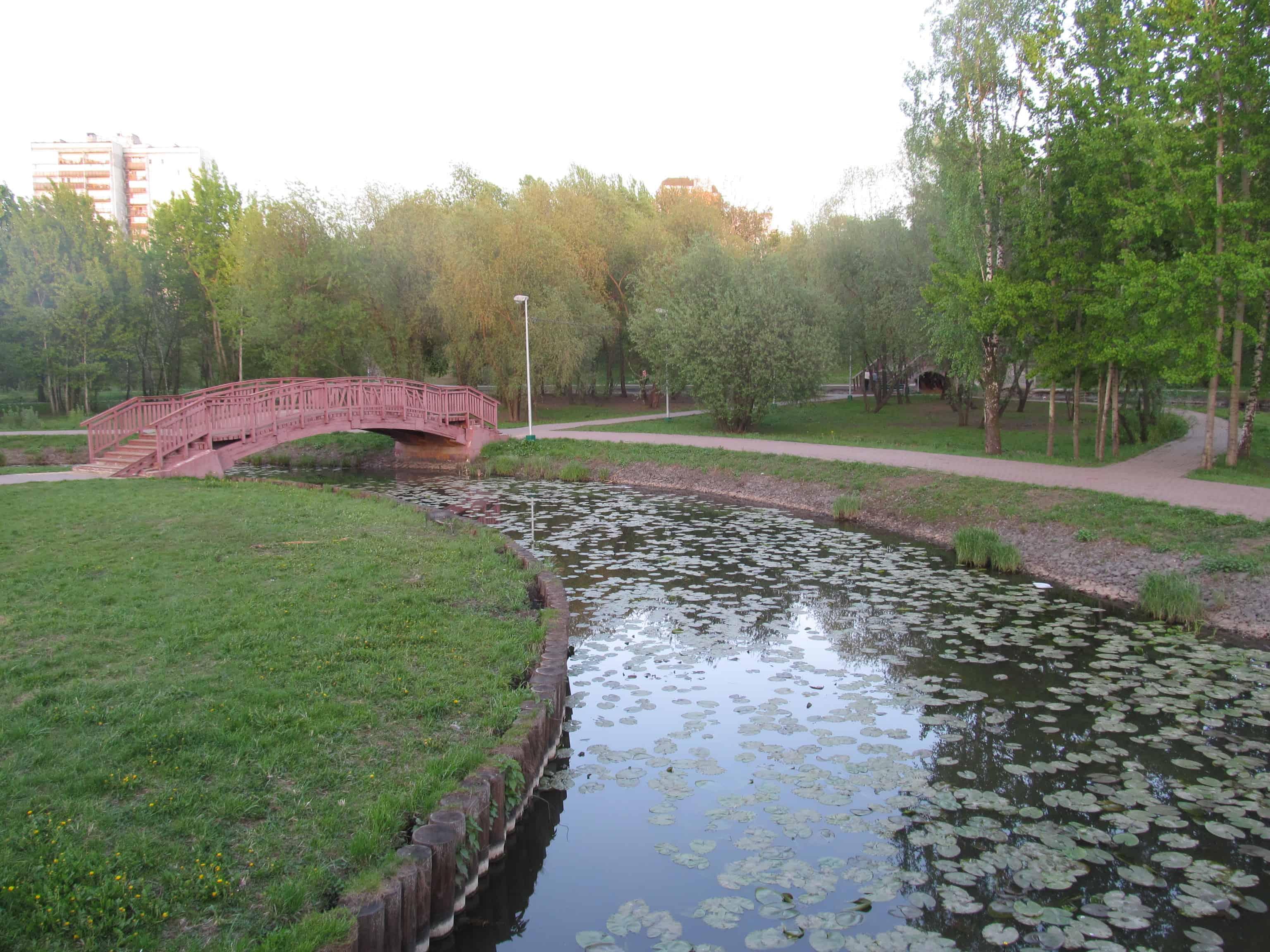 В Москве благоустроят парки у воды В Москве благоустроят парки у воды 02 16