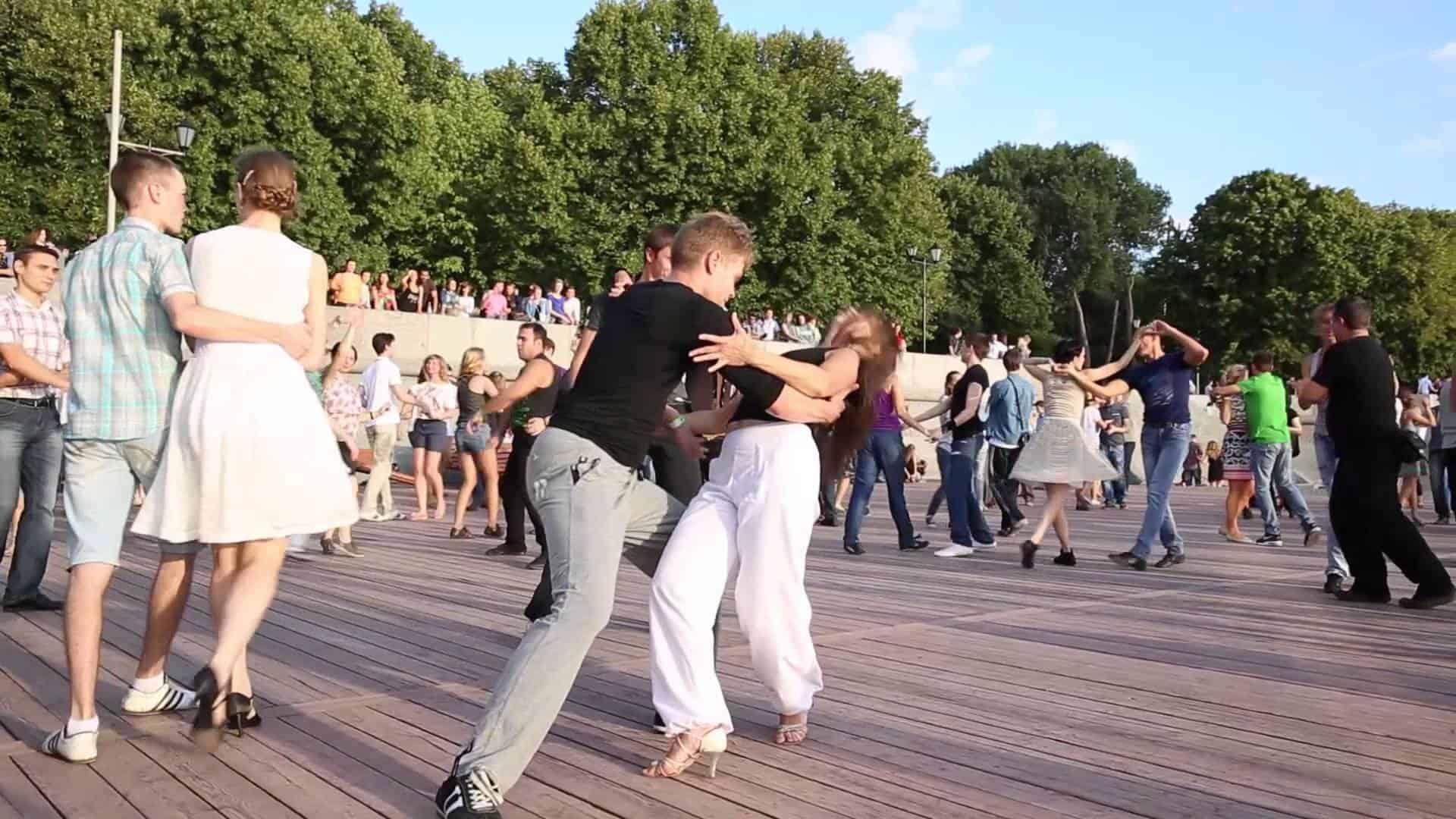 День танца в парке Горького День танца в парке Горького 04 11