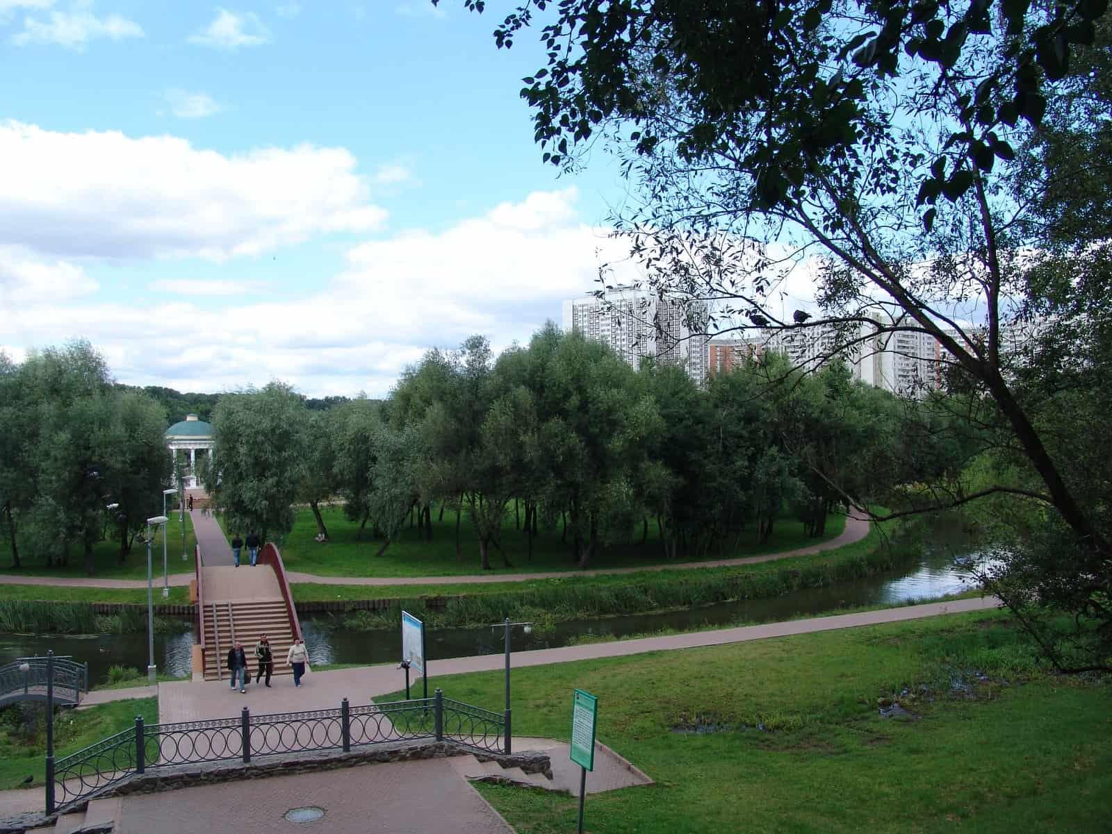 В Москве благоустроят парки у воды В Москве благоустроят парки у воды 04 16