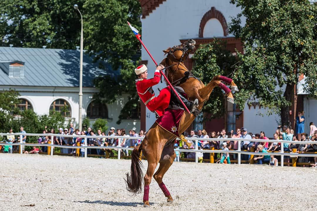 Photo of Фестиваль конного искусства  Фестиваль конного искусства 1 5