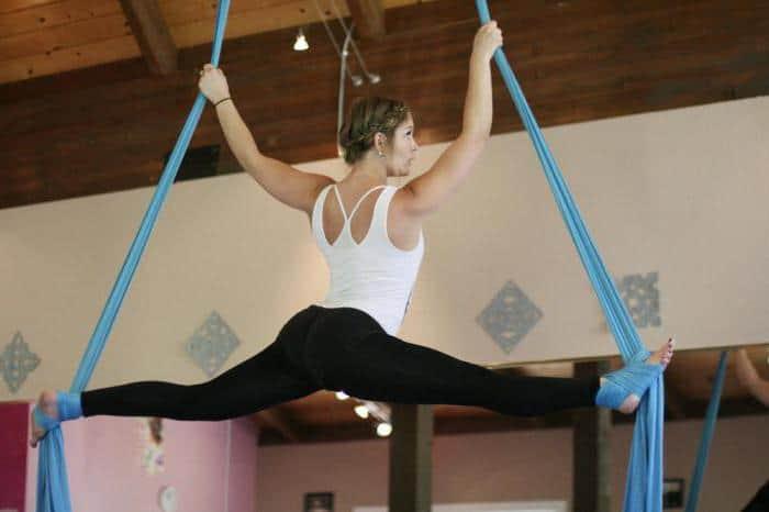 Фестиваль воздушной гимнастики Фестиваль воздушной гимнастики 3 8