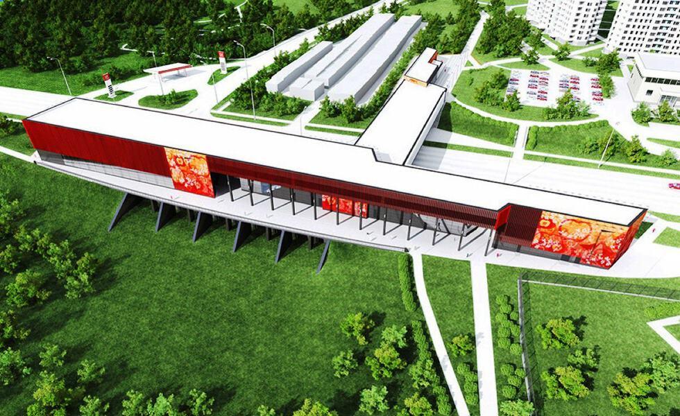 В городе появится новая смотровая площадка В городе появится новая смотровая площадка 3cda6426802a6e1286e8b094d3cddec3