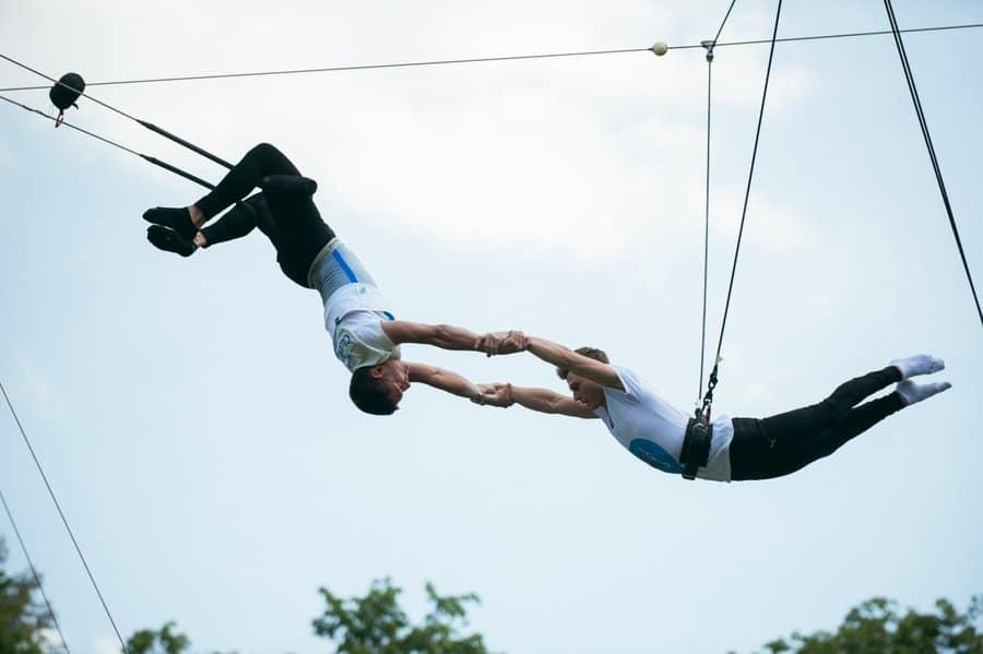 Фестиваль воздушной гимнастики Фестиваль воздушной гимнастики 5 10