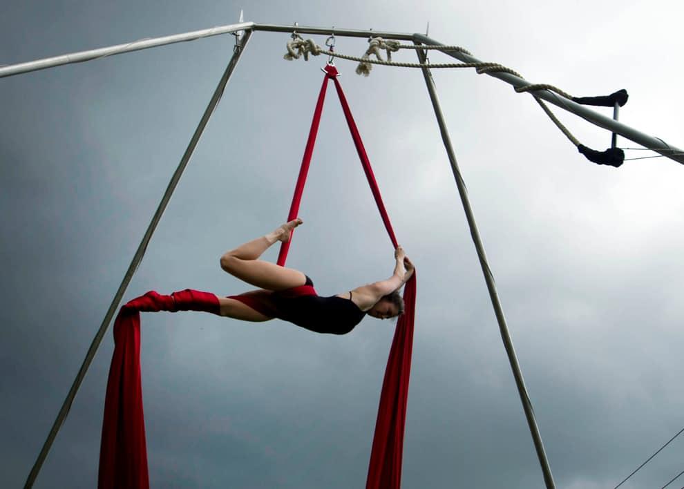 Фестиваль воздушной гимнастики Фестиваль воздушной гимнастики 6 11