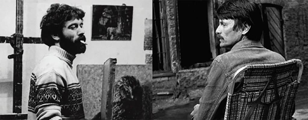 «Прорыв в прошлое. Тарковсий & Плавинский»