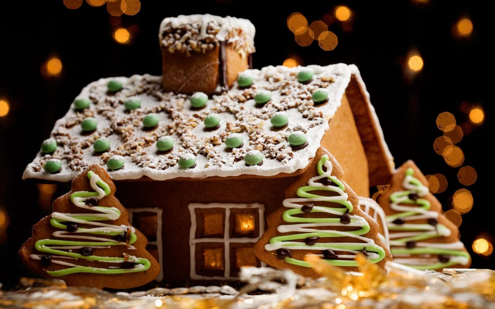 Мастер-классы по кулинарии Мастер-классы по кулинарии Christmas Cake HD Wallpapers 7