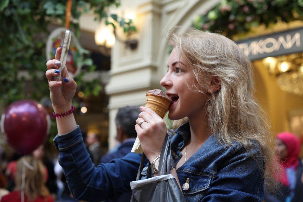 День мороженого в ГУМе День мороженого в ГУМе IMG 6379 1024x683