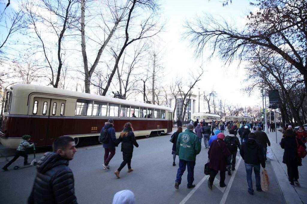 Ретроавтомобили проедут по центру Москвы IMG 9360 1024x683