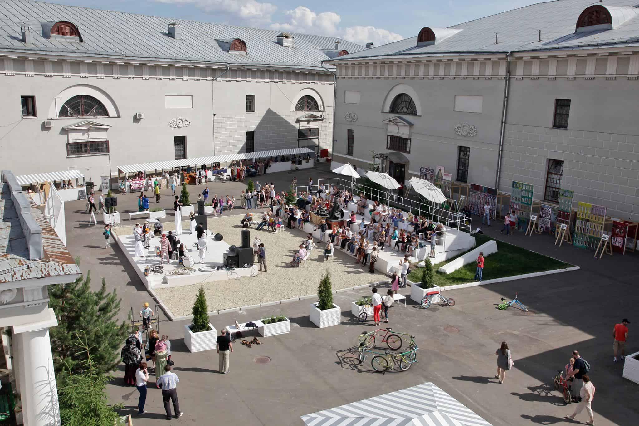 Photo of Фестиваль «Музей и город»  Фестиваль «Музей и город» 1 42