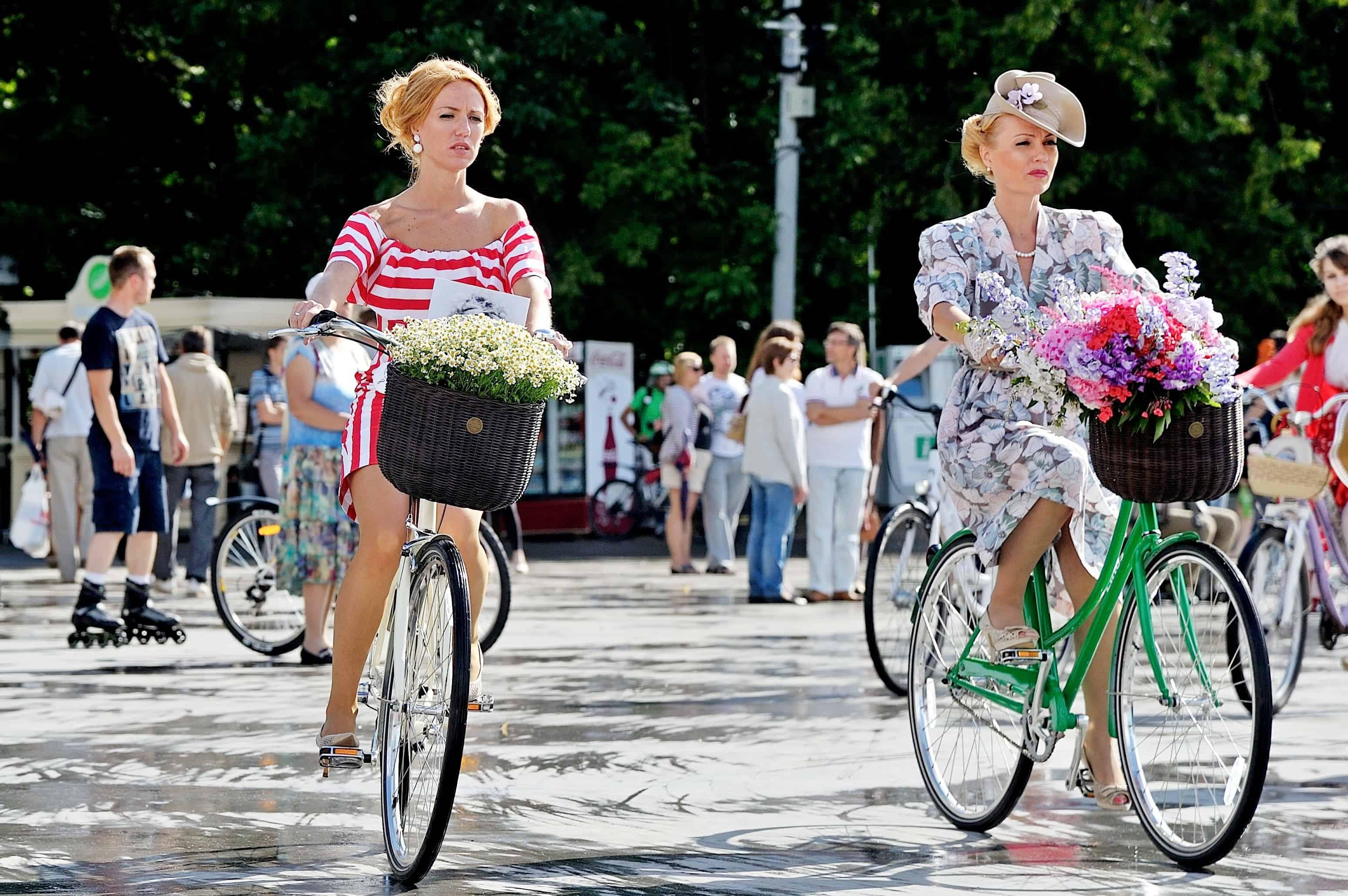 Photo of Велопарад «Леди на велосипеде»  Велопарад «Леди на велосипеде» 1 7