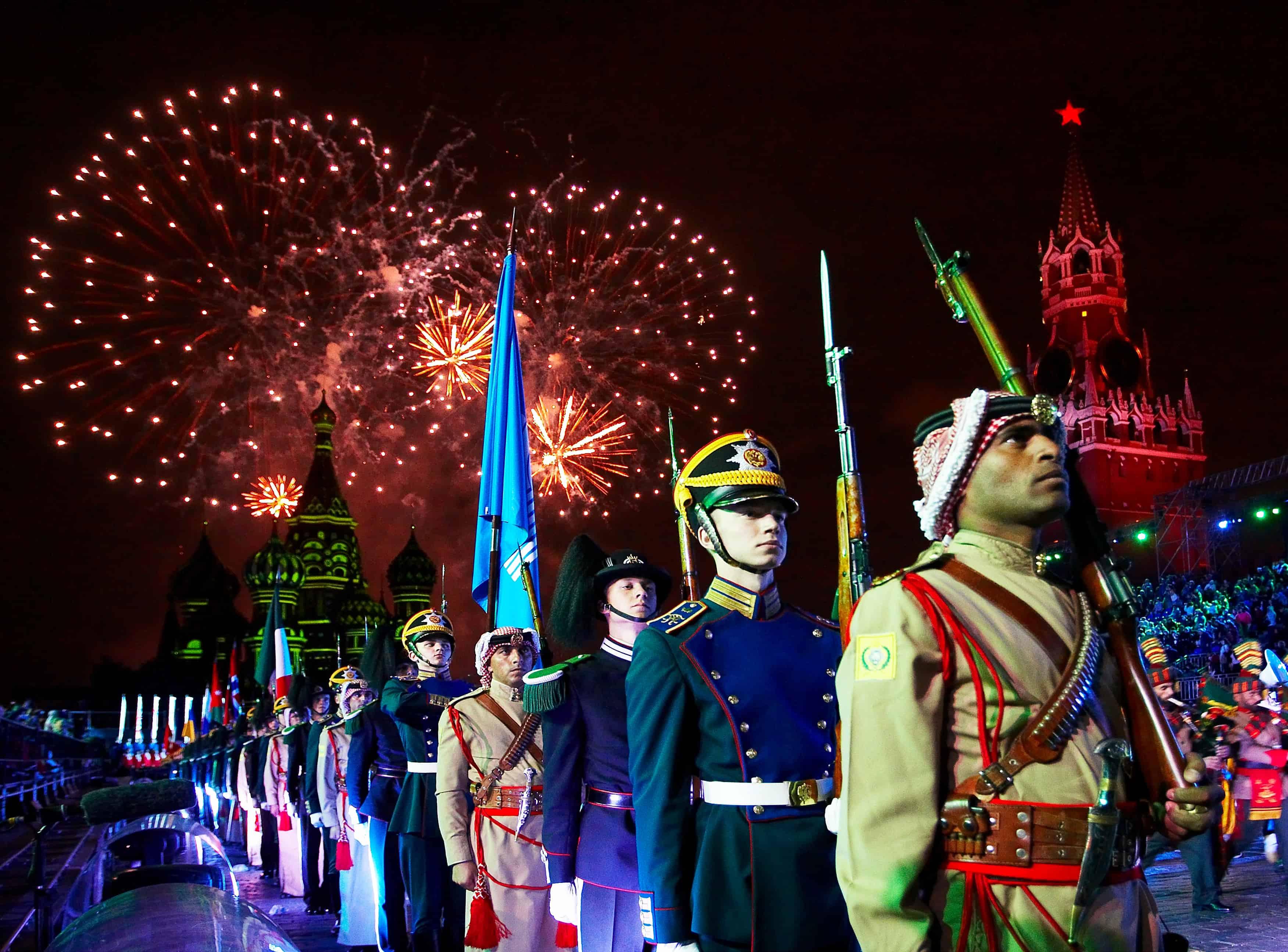 В Москве выступят оркестры разных стран В Москве выступят оркестры разных стран 2 31