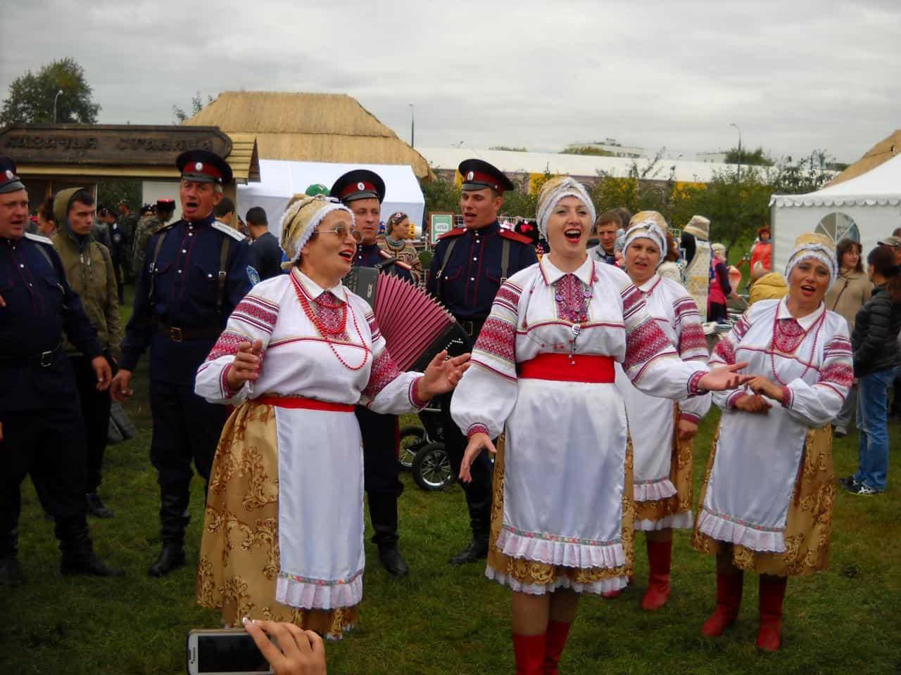 Фестиваль «Казачья станица Москва» 2 35