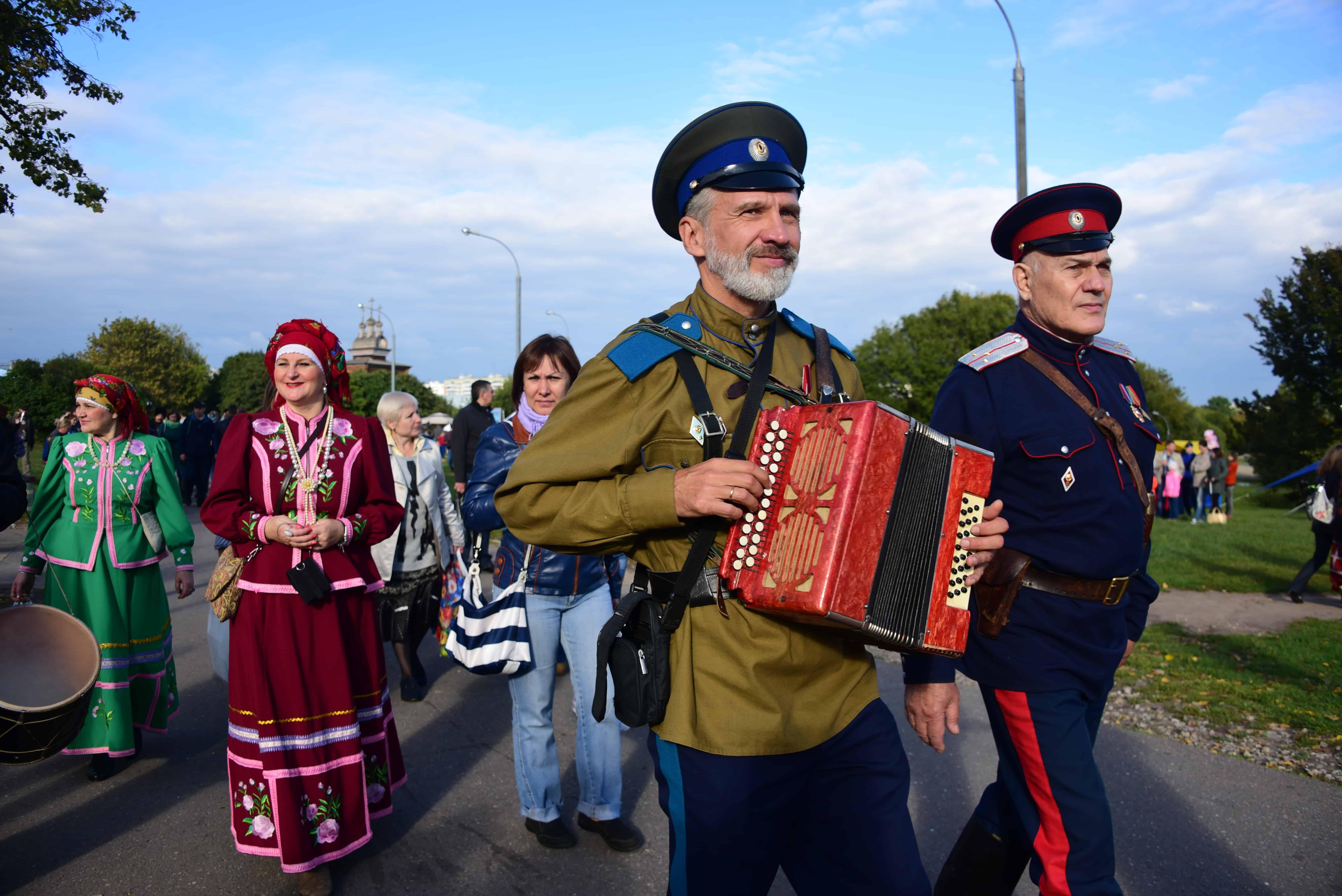 Фестиваль «Казачья станица Москва» 3 35