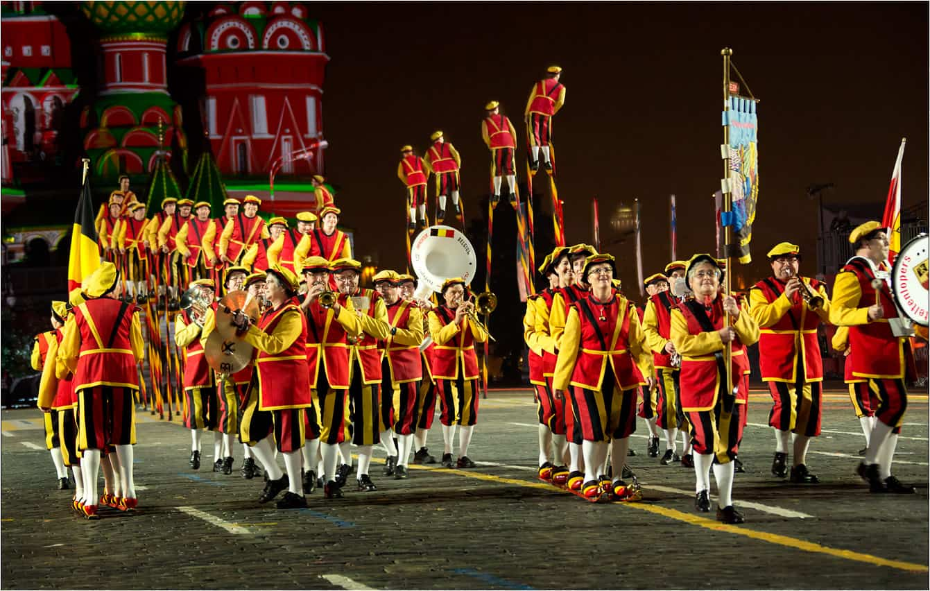 В Москве выступят оркестры разных стран В Москве выступят оркестры разных стран 4 31