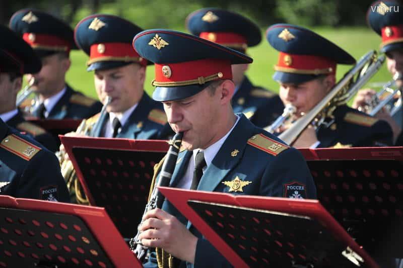 В Москве выступят оркестры разных стран В Москве выступят оркестры разных стран 5 30