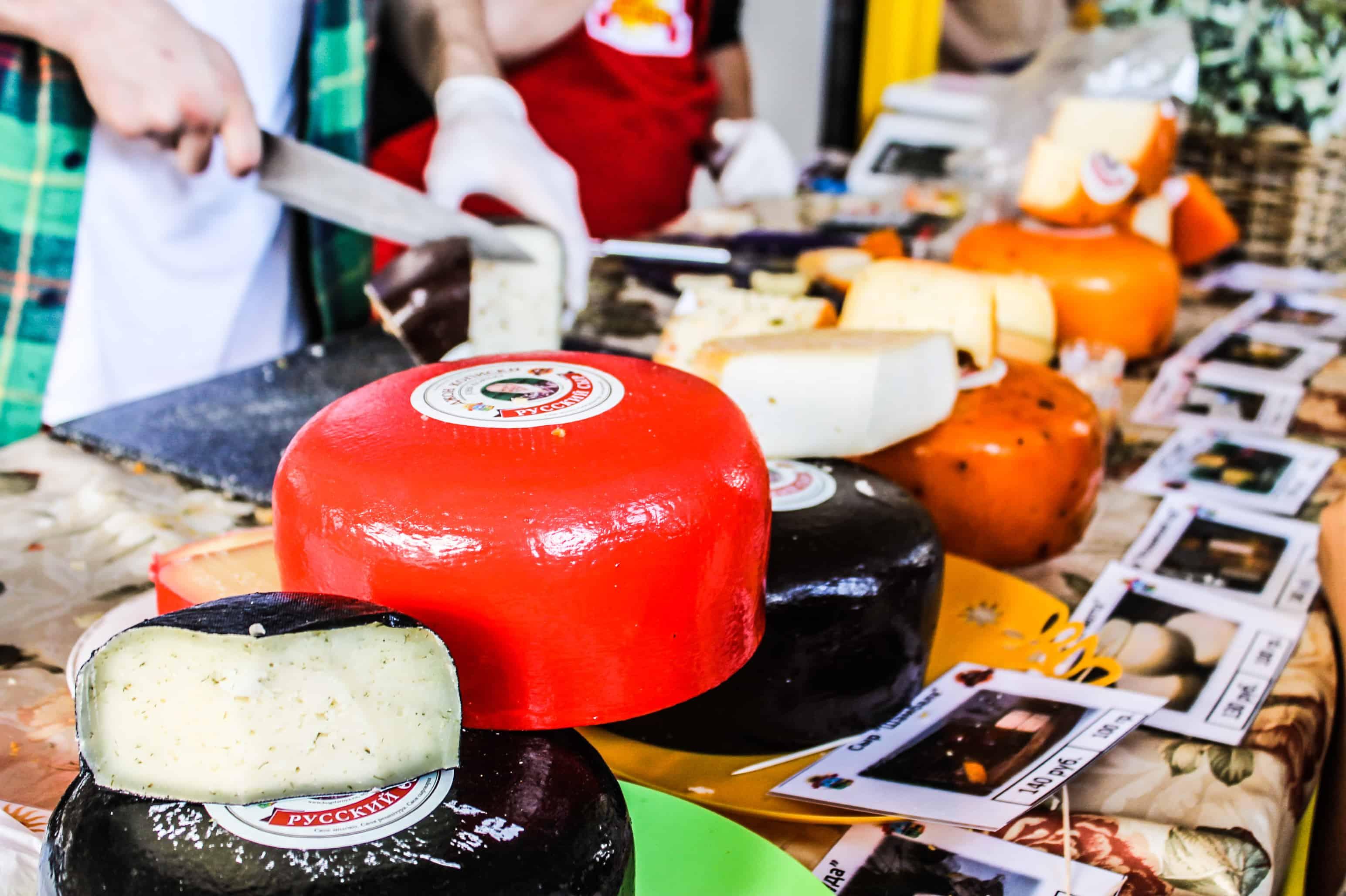 Праздник сыра на ВДНХ IMG 7662