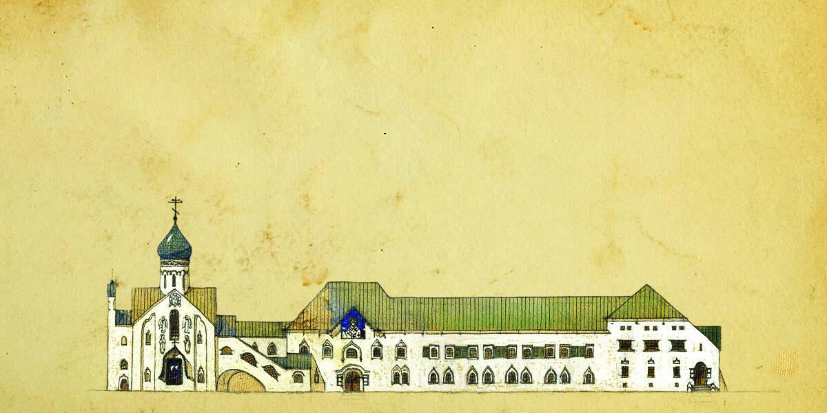 Photo of Итальянские постройки Алексея Щусева Итальянские постройки Алексея Щусева Итальянские постройки Алексея Щусева 1 21