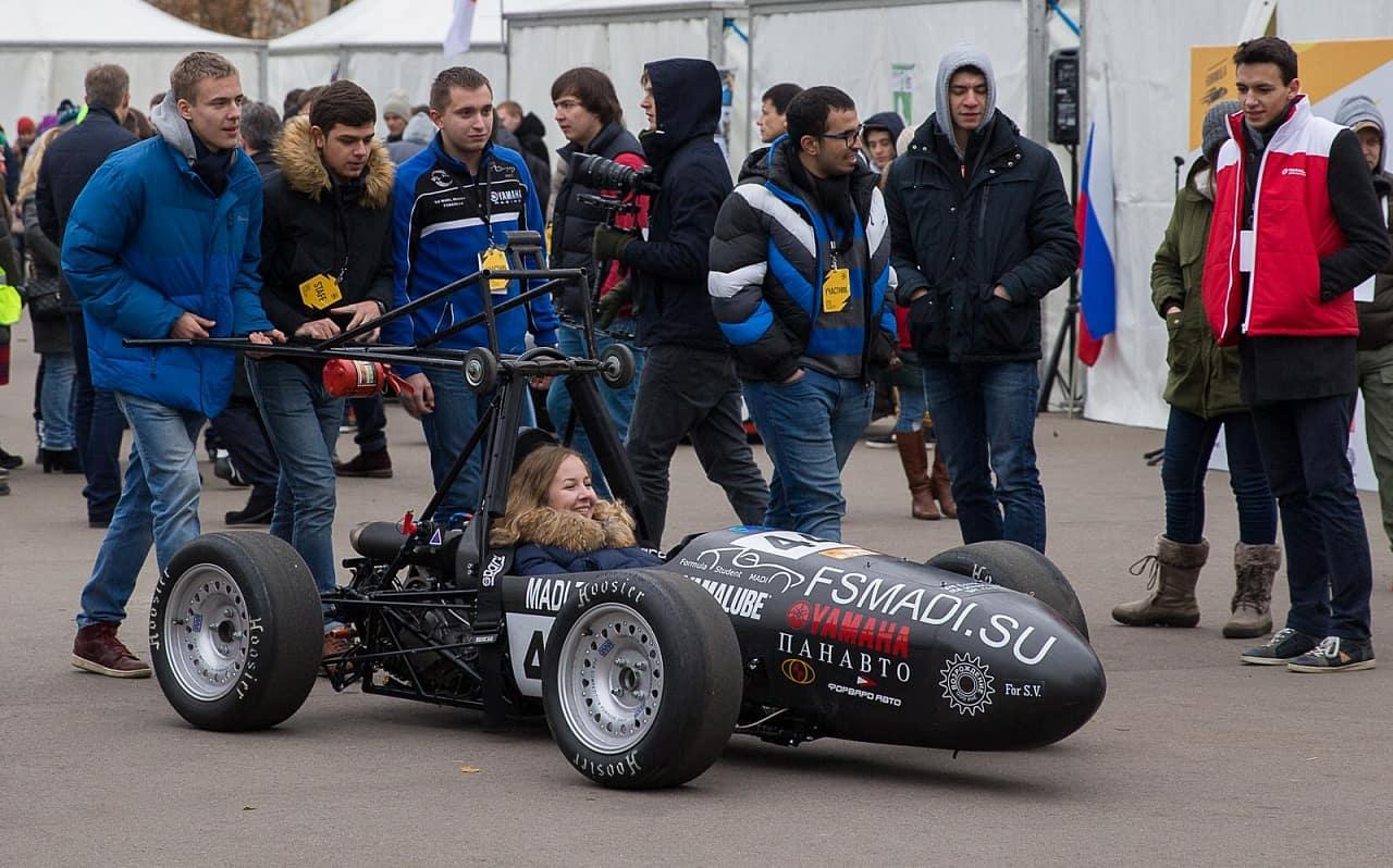 Photo of Фестиваль «Формула Студент» Фестиваль «Формула Студент» Фестиваль «Формула Студент» 1 22