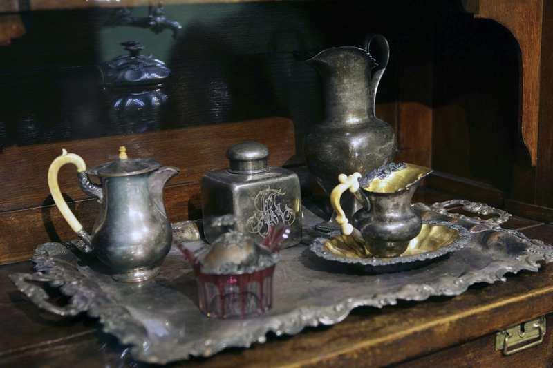 Выставка «У самовара. Москва чайная» Выставка «У самовара. Москва чайная» 1 7