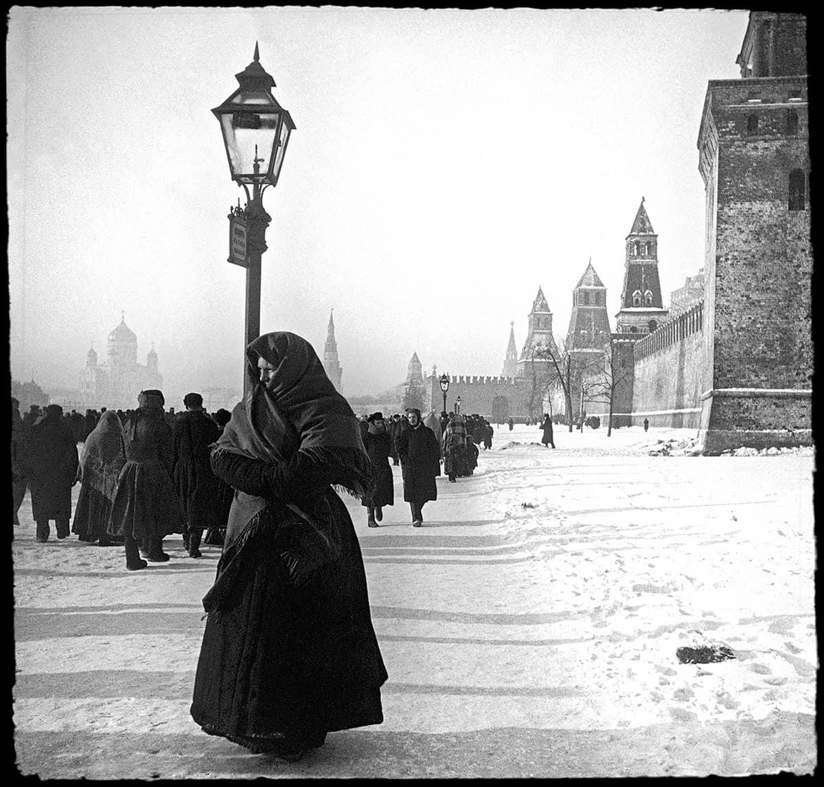 История России через стереофотографию