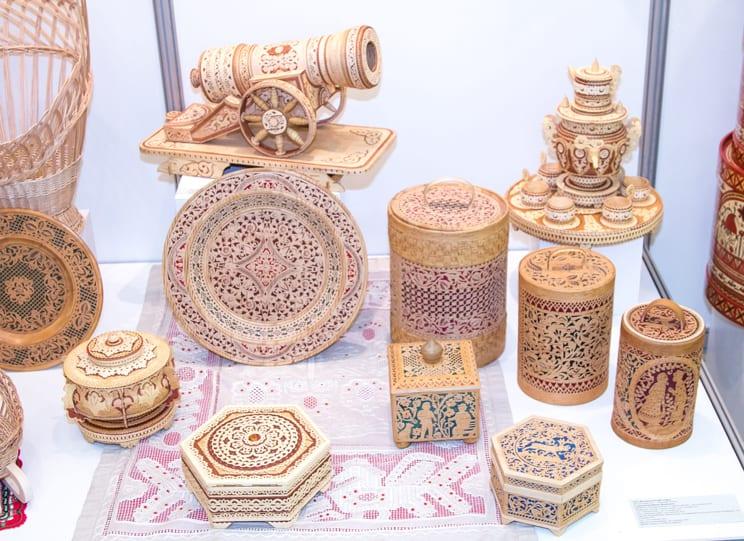 Выставка народных художественных промыслов «Живой источник» Выставка народных художественных промыслов «Живой источник» 6 22