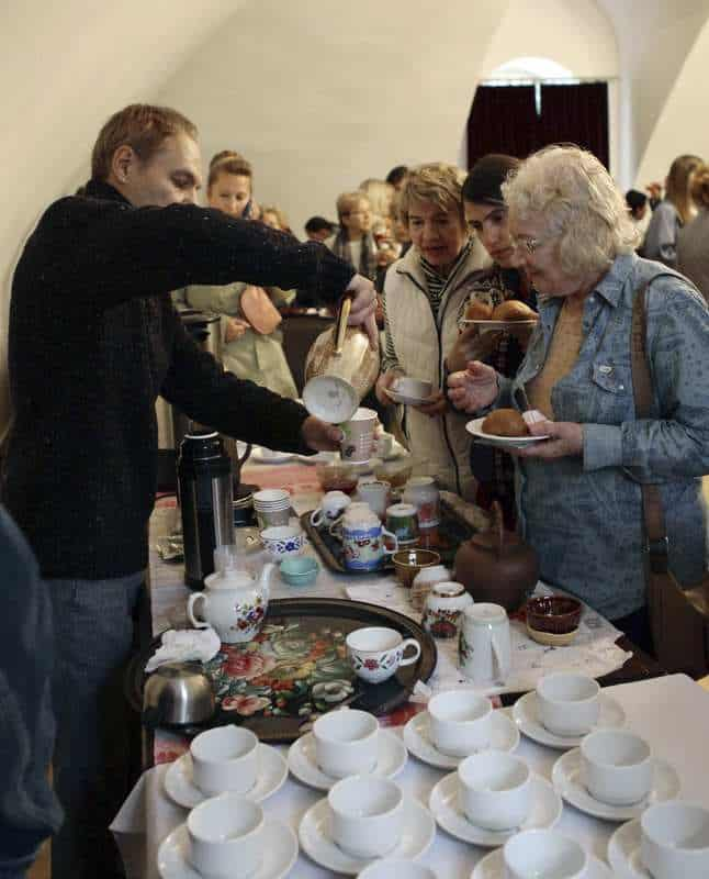 Выставка «У самовара. Москва чайная» Выставка «У самовара. Москва чайная» 6 7