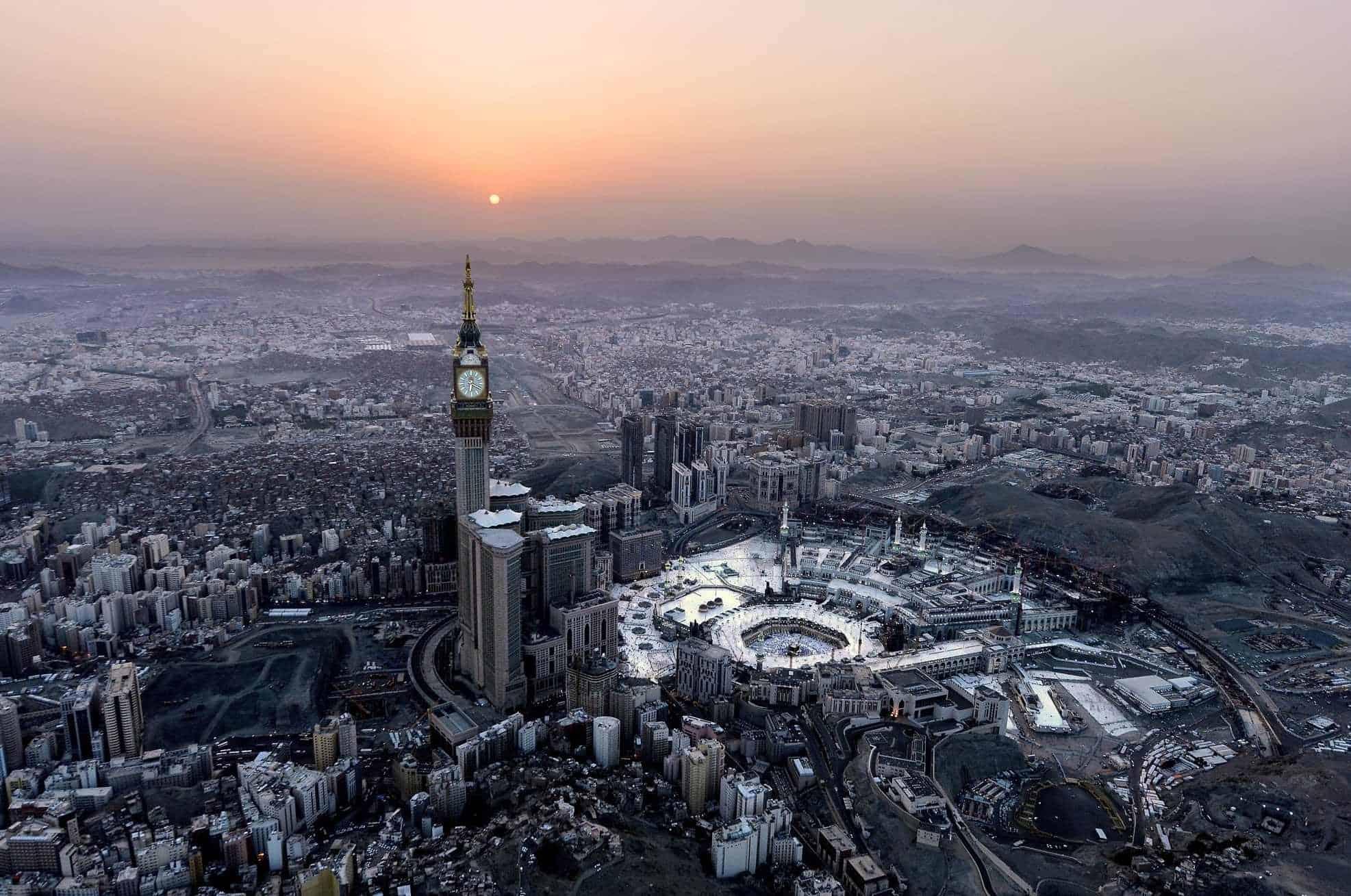 города саудовской аравии фото расцветка
