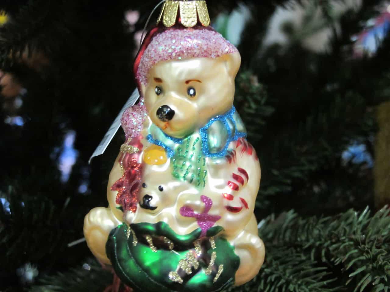 Хрупкое чудо на новогодней елке Хрупкое чудо на новогодней елке 3 20