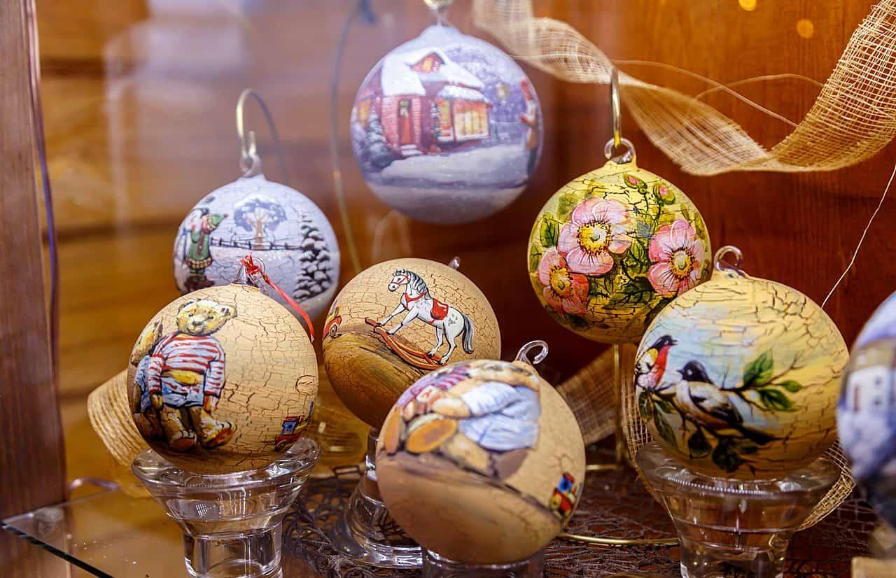 Хрупкое чудо на новогодней елке Хрупкое чудо на новогодней елке 4 20