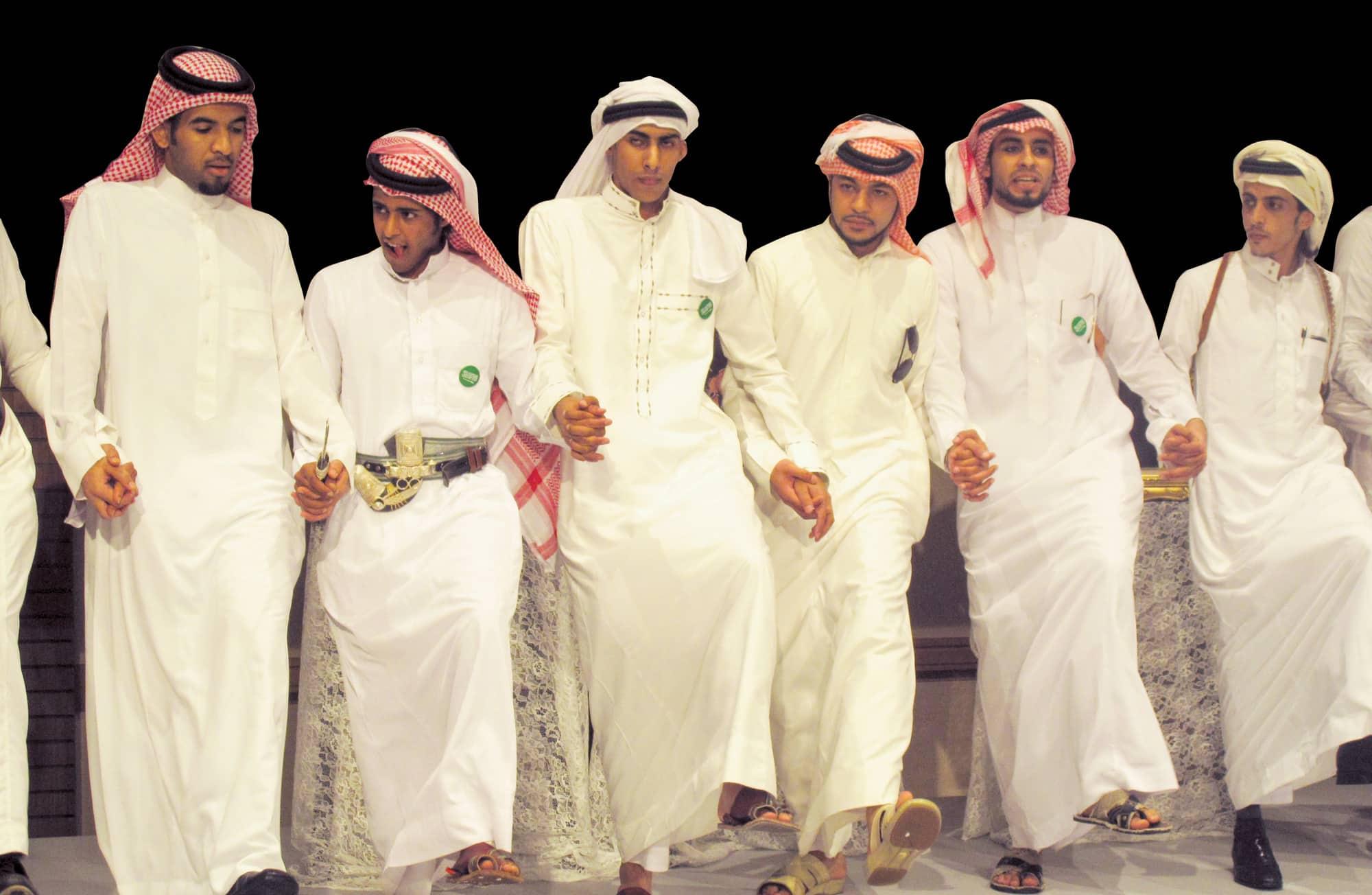 Как живет народ в саудовской аравии