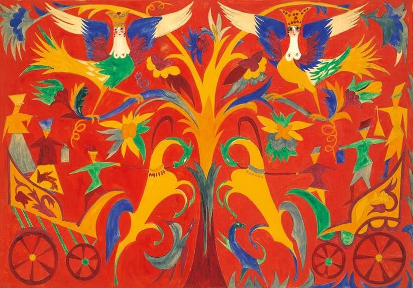 Русское искусство: находки и открытия Русское искусство: находки и открытия 5 11