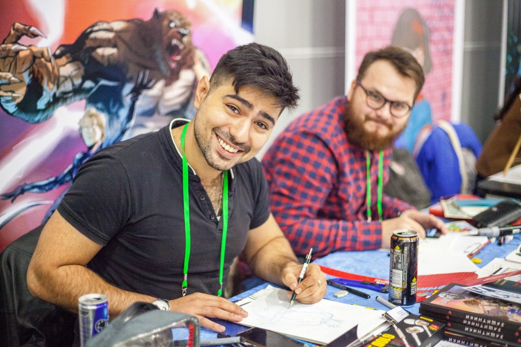Выставка «ИгроМир 2017» и фестиваль Comic Con Russia 2017 Выставка «ИгроМир 2017» и фестиваль Comic Con Russia 2017 IMG 5243 1024x683