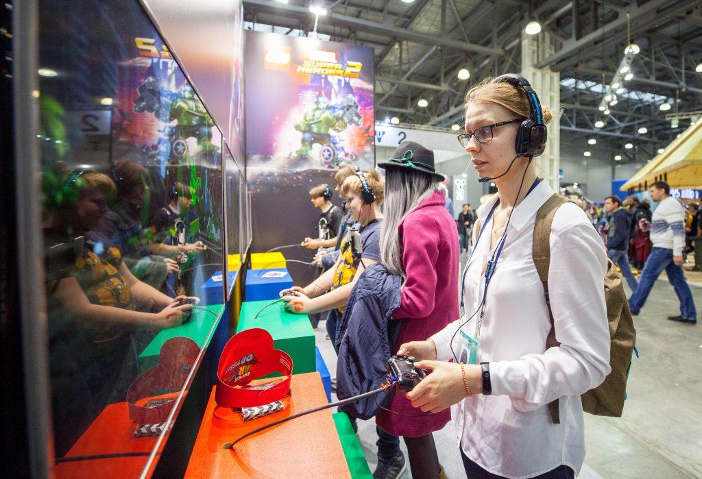 Выставка «ИгроМир 2017» и фестиваль Comic Con Russia 2017 Выставка «ИгроМир 2017» и фестиваль Comic Con Russia 2017 IMG 5271 1024x699